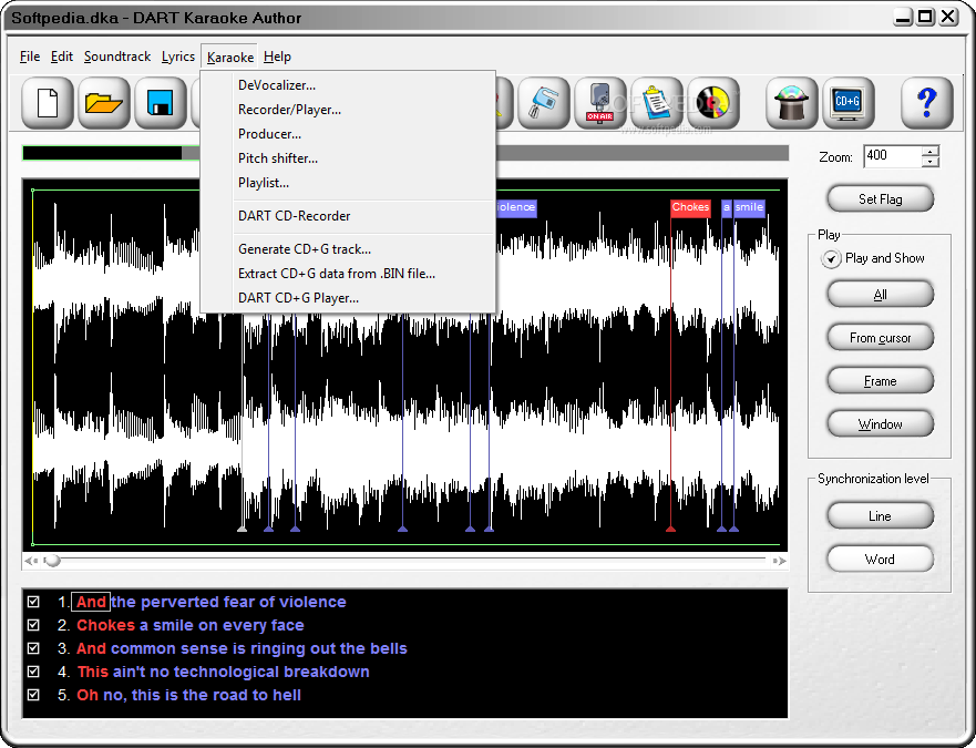 DART-Karaoke-Studio