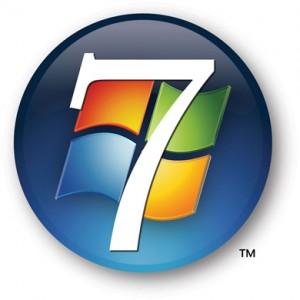 لوگوی ویندوز 7